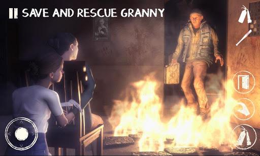 Emily's Quest - Granny Horror House Creepy Game apkdebit screenshots 2