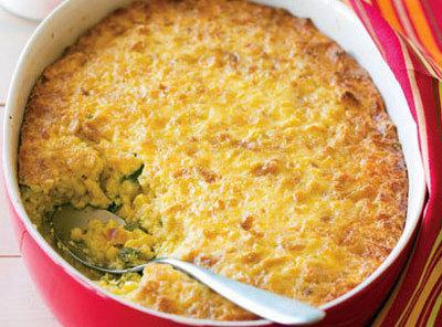 Santa Fe Corn Recipe