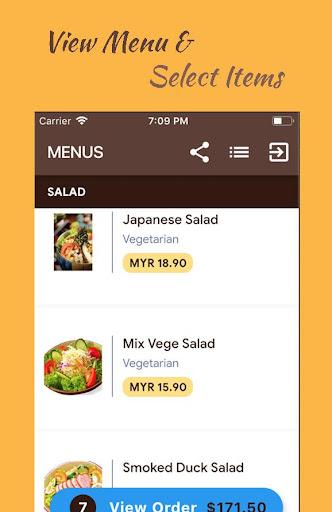 Dineers - Restaurant Food Ordering App screenshot 1