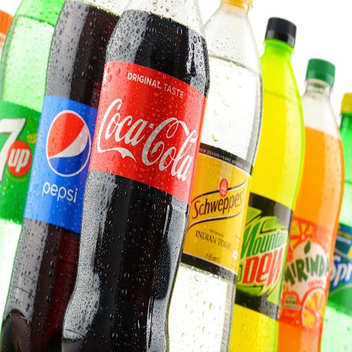 Plastic Bottle Soft Drinks