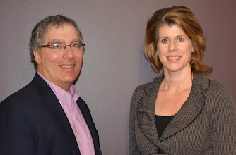 Photo: CXPA Chairman and Co-founder Bruce Temkin and Safelite AutoGlass VP, Customer Brand & Strategy Renee Cacchillo coordinated the Feb. 11, 2014 CXPA Best Practice Visit at Safelite AutoGlass in Columbus, OH.