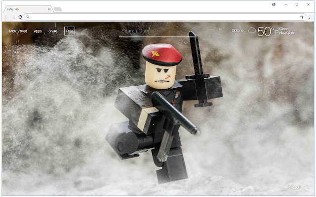 Roblox Jailbreak HD Wallpaper New Tab