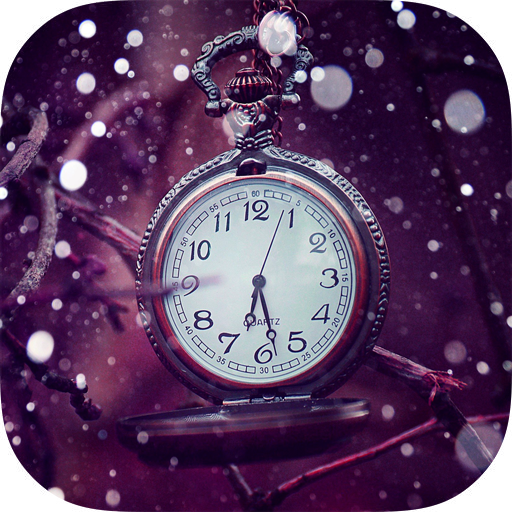 Pocket Watch Live Wallpaper