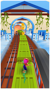 Subway Surfers: miniatura da captura de tela