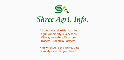 Shree Agri : NCDEX, MCX, Spot, News, Report, Data - by Shree