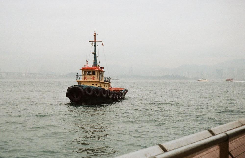 boat at k town