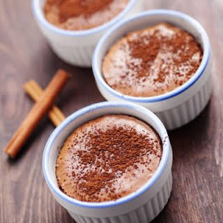 Simply Sinful Chocolate and Cinnamon Pots de Creme.