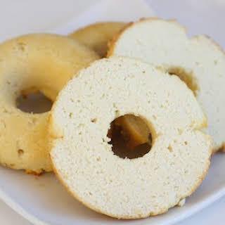 Low Carb Bagels.