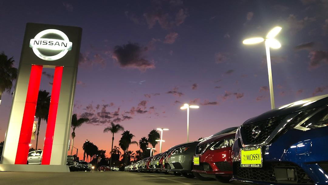 Nissan Chula Vista >> Mossy Nissan Chula Vista Nissan Dealer In Chula Vista
