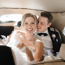 Bryllupsfotograf Anna Evgrafova (FishFoto). Bilde av 05.02.2019