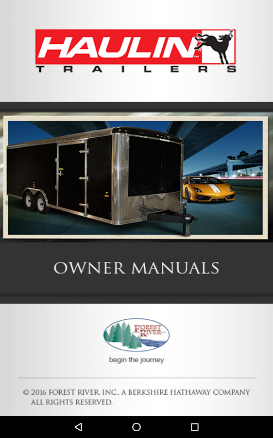 Haulin Trailers Owner's Kit- screenshot