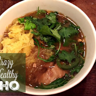 Making Pho- Delicious Paleo Pho
