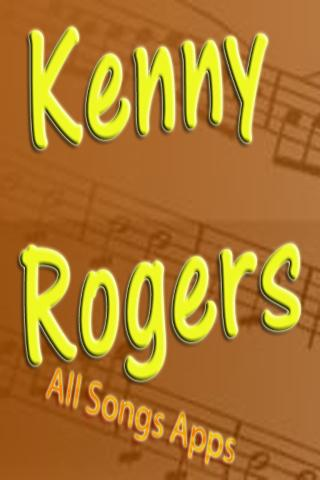 All Songs of Kenny Rogers