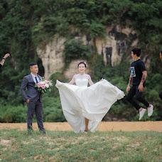 Wedding photographer Lvic Thien (lvicthien). Photo of 14.09.2018