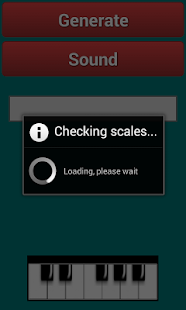 Check Music Scale - náhled