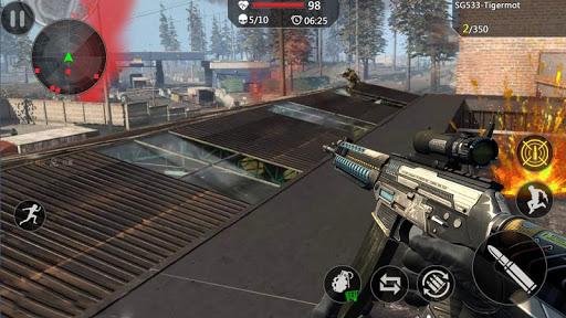 Encounter Strike:Real Commando Secret Mission 2020 1.1.5 Mod Screenshots 8