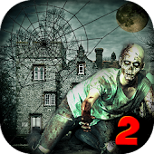 Scary Zombie House Escape 2