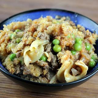 Spanish Noodles Casserole