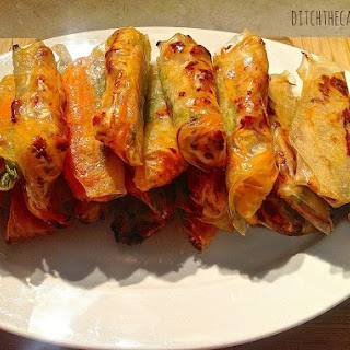 Rice Wrapper Rolls Recipes.