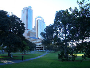 Photo: In den Botanical Gardens