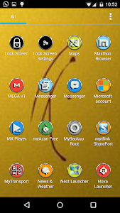 CDStyle Mezclar LV1 Icons v1