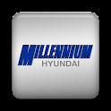 Millennium Hyundai icon