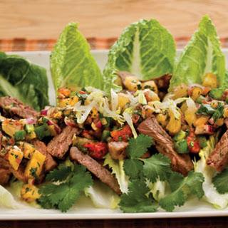 Calypso Steak Salad.