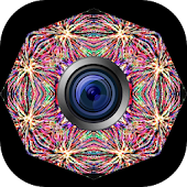 Kaleidoscope Magic Camera Free