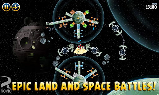 Angry Birds Star Wars screenshot 4