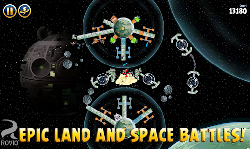 Angry Birds Star Wars  App Latest Version Download For Android and iPhone 4