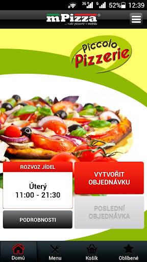 Pizzerie Piccolo Rychnov