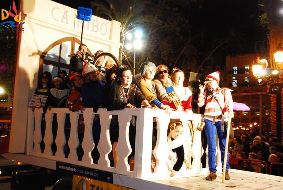 Cabalgata Ninot 2016
