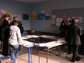 Photo: Salle de Français