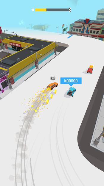 Drifty Race Android App Screenshot