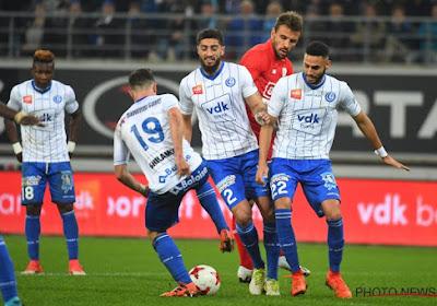 'AA Gent denkt aan PO2-revelatie die goed was voor 5 goals in 9 matchen'