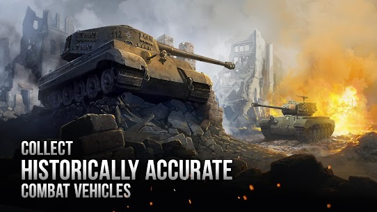 Armor Age: Tank Wars — WW2 Platoon Battle Tactics Apk Download For Android and Iphoe 6