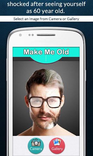 Make Me Old - Face Changer
