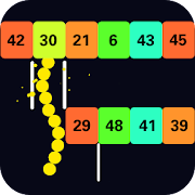 Snake and Blocks puzzle game - Snake block race