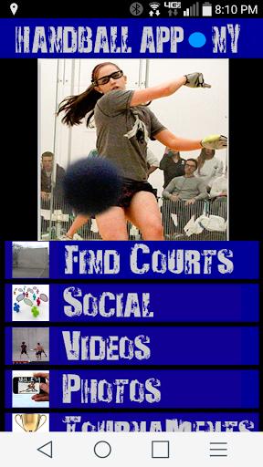 Handball APP NY