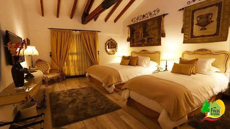 Hoteles en Villa de Leyva