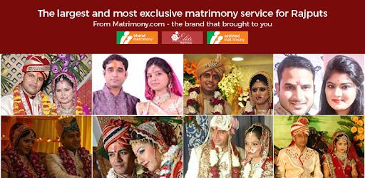 No 1 Rajput Matrimony App - BharatMatrimony Group - Apps on Google Play