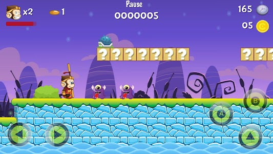Super Jungle World Adventure screenshot 1