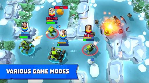 Tanks A Lot! - Realtime Multiplayer Battle Arena 1.30 screenshots 18