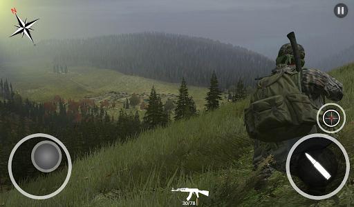 BATTLE OF SURVIVAL :Battlegrounds Strike Sniper 1.0 screenshots 1