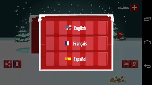 Code Triche Le Pendu Noel APK MOD screenshots 5