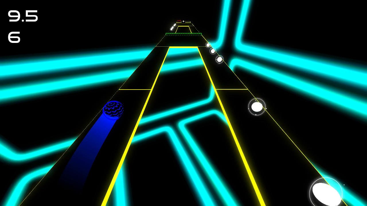 Rolling Sphere Future- screenshot
