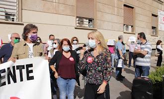 Día Mundial por el Trabajo Decente, UGT Almería