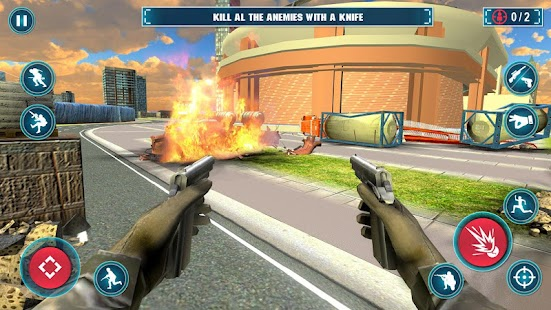 Counter Terrorist Attack: Critical Strike Fps Game