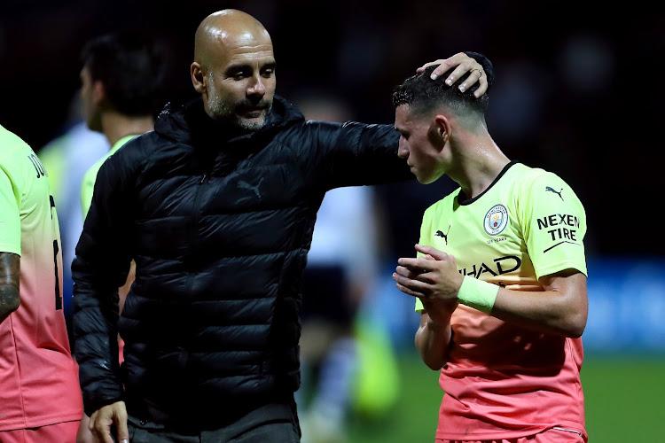"""Pep Guardiola sous le charme d'un joueur : """"C'est le seul joueur qu'on ne vendra sous aucun prétexte"""""""