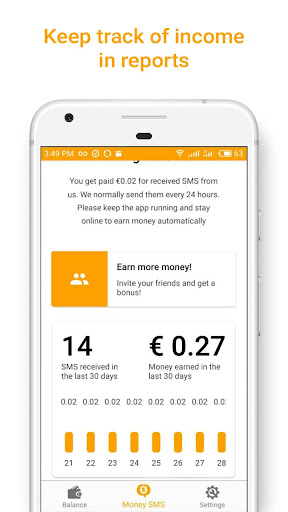 Money SMS | Make Money Online 1.0.3-demo screenshots 6